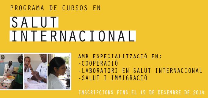 curs salut internacional 2015